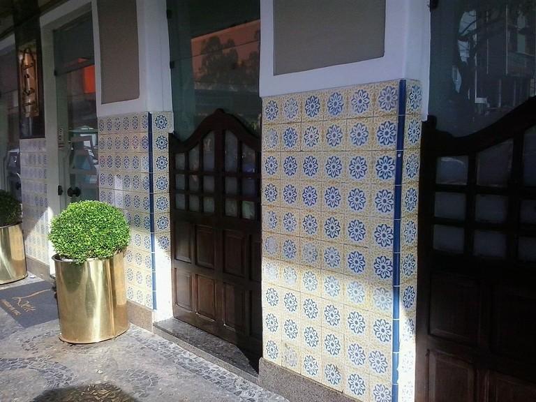 Restaurante Leite, Recife
