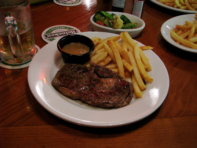 Outback Steakhouse, Rua Padre Carapuceiro