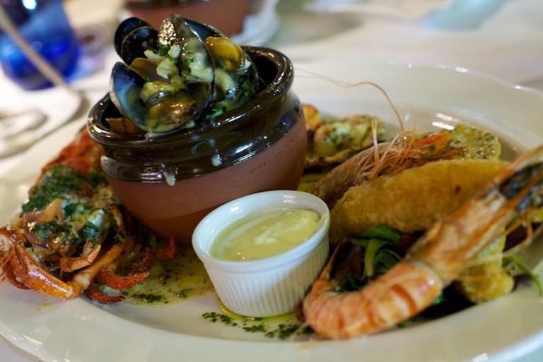 Seafood Pubgrub