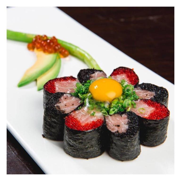 Maki Sushi on Fifth, Bangkok