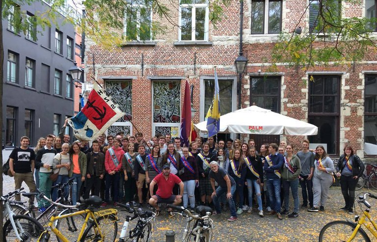 The student clubs of La Dolce Vita
