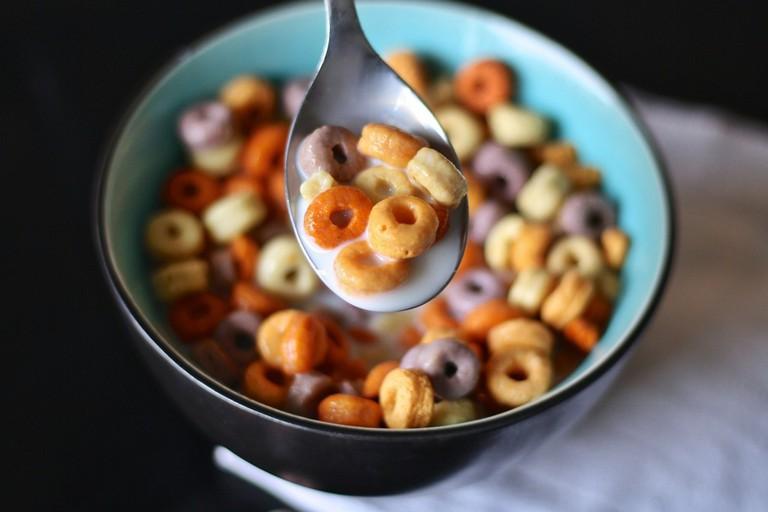 American breakfast cereal