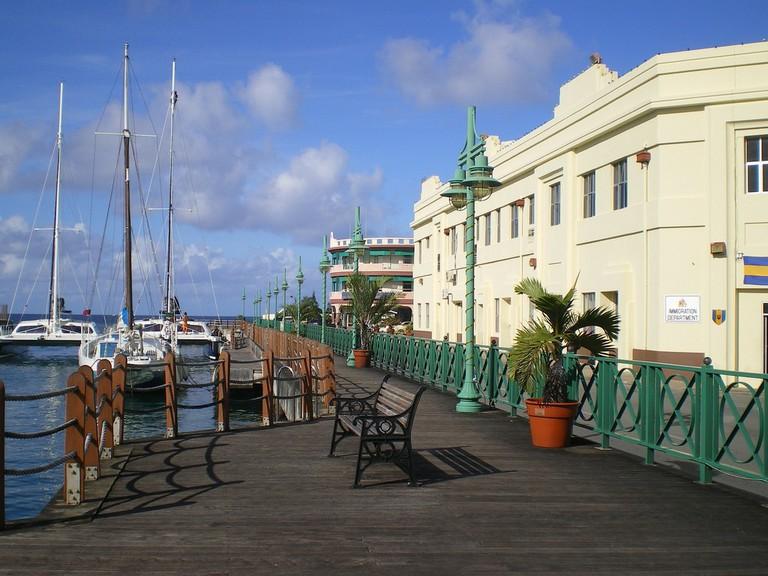 Barbados Careenage