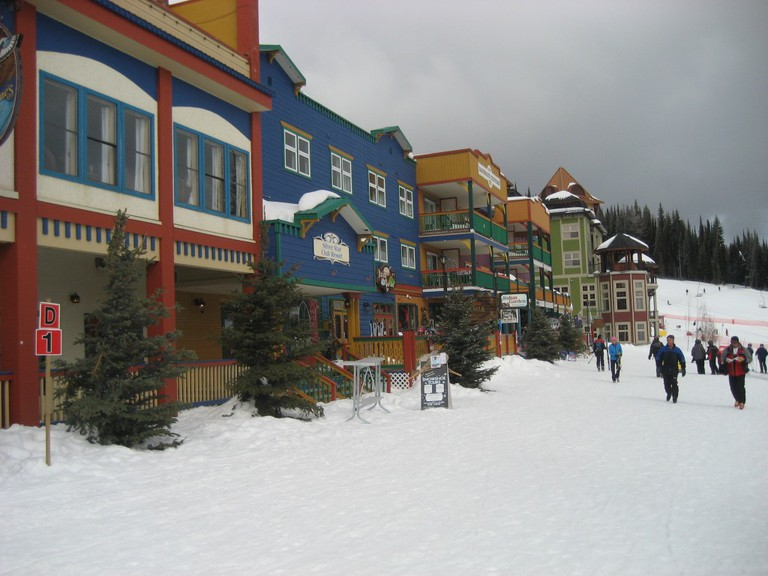 Silverstar Village offers a variety of activities
