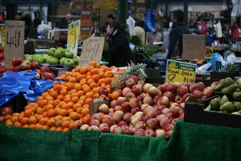 Market Food, Belfast