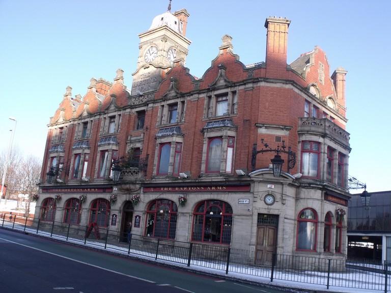 The Bartons Arms, Aston