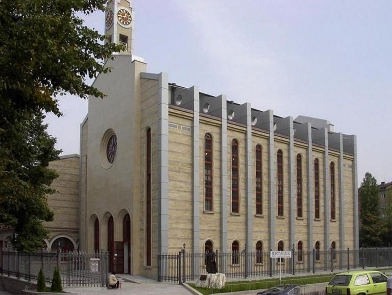 St Joseph Cathedral in Sofia