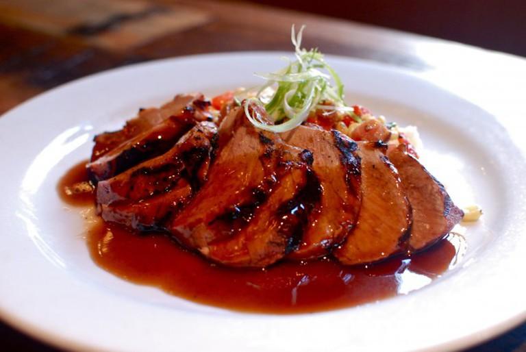 Pork Tenderloin is One such Dish on the Menu