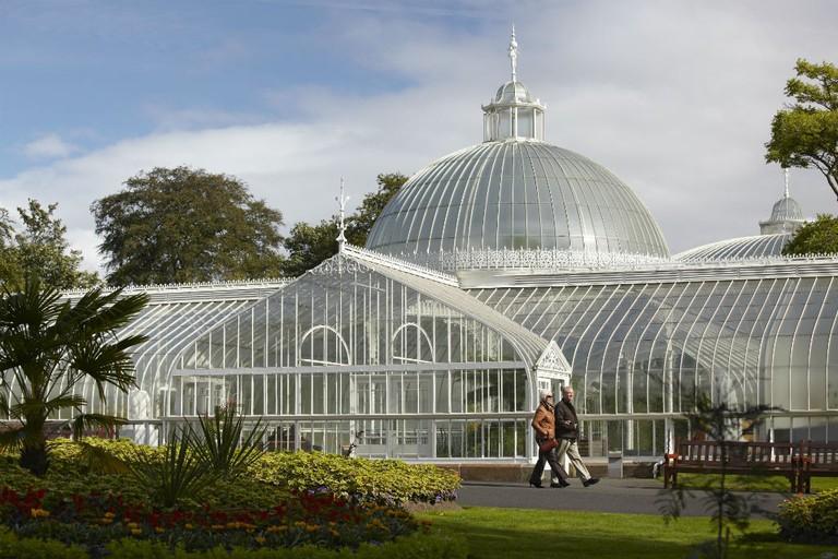 Botanic Gardens And Kibble Palace