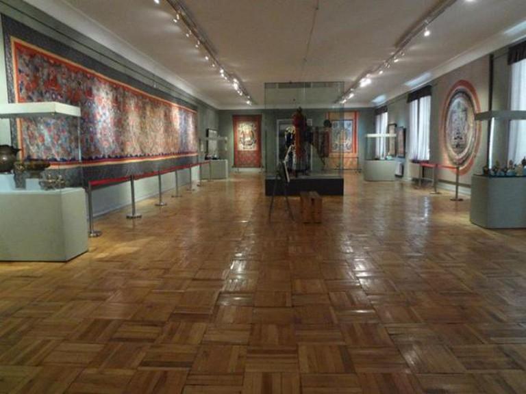 The Fine Arts Zanabazar Museum, Mongolia