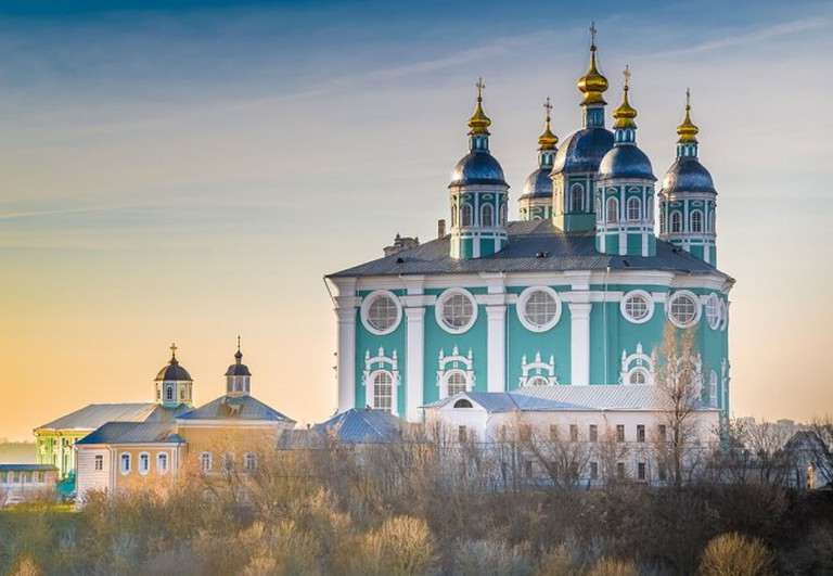 Assumption Cathedral in Smolensk