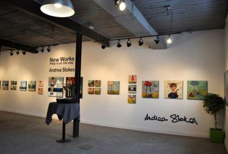 Andrea Stokes Exhibition