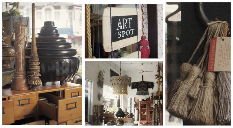 Bric-a-Brac is full of quirky pieces