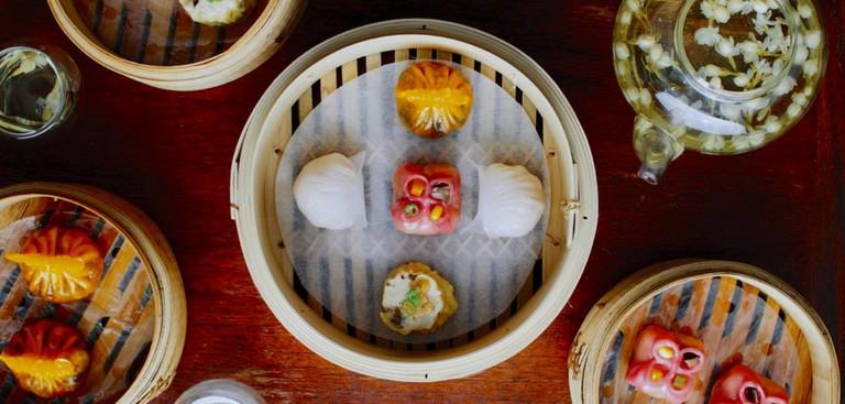 Dim Sum Collection at China Mood