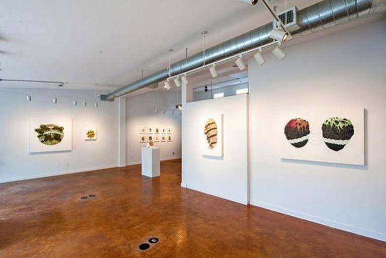 grayDUCK Gallery, Austin