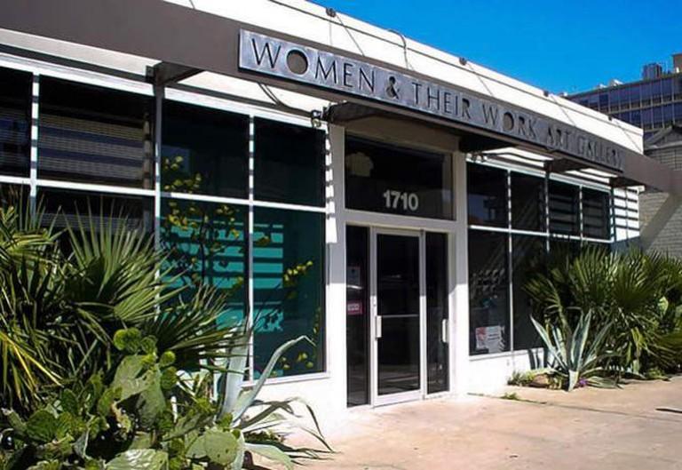 Women & Their Work, Austin