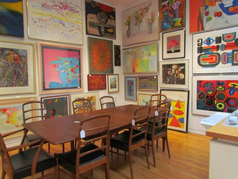 Concept Art Gallery, Pittsburgh
