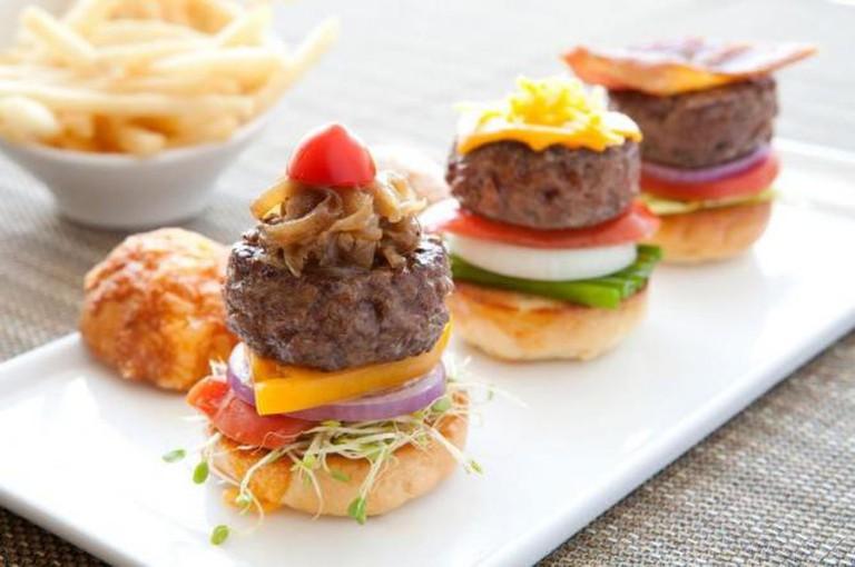 Burger Bar Las Vegas, Las Vegas