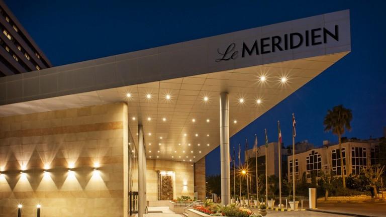 Le Meridien Hotel, Amman