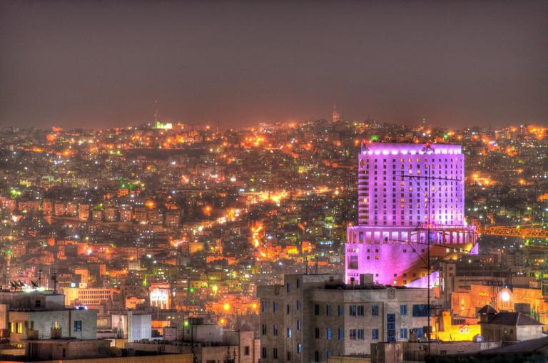 Le Royal Hotel, Amman