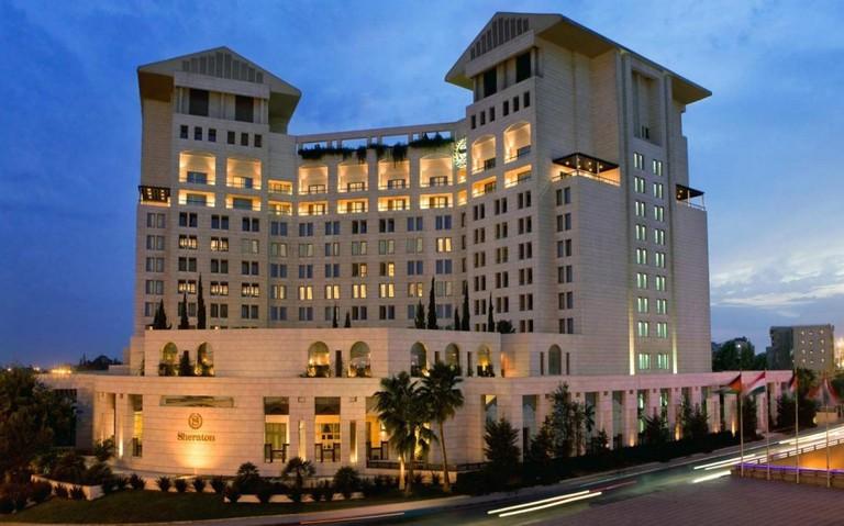 Sheraton Hotel Amman