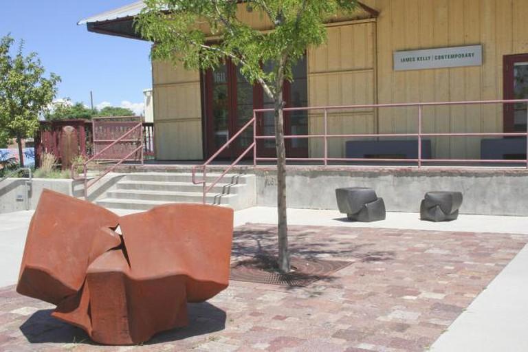 James Kelly Contemporary Gallery, Santa Fe