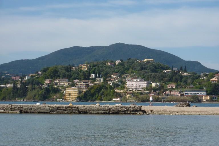 Corfu - Kanoni beach