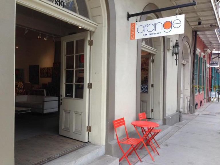 Gallery Orange LLC, New Orleans