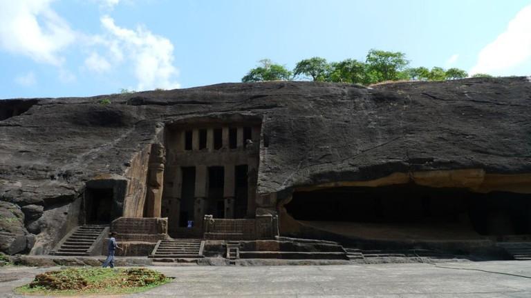 Kanhere Caves