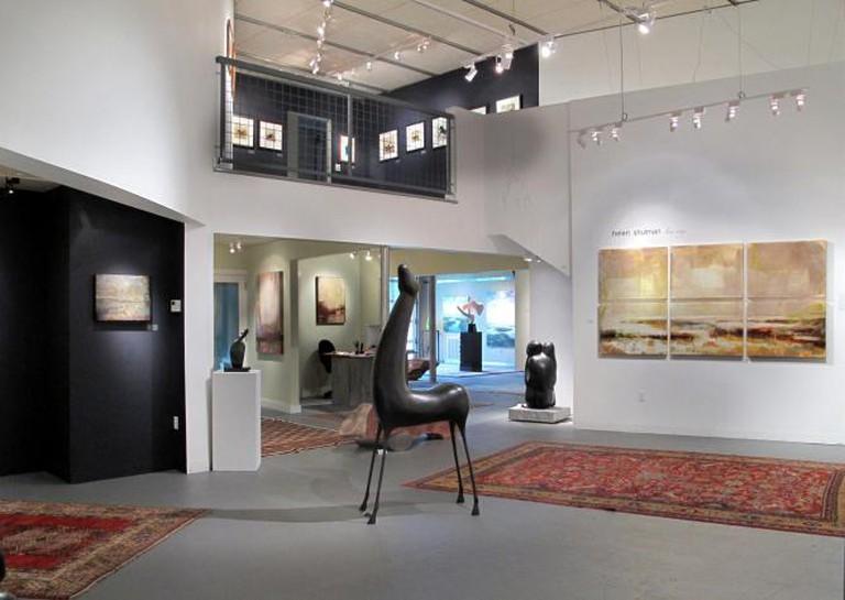 West Branch Gallery & Sculpture Park