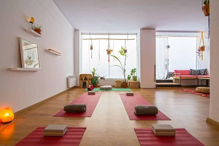 Yoga Tara