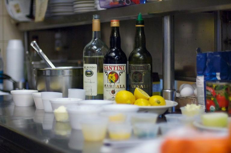 Iconic Al Tiramisu Restaurant in D.C. offers cooking classes