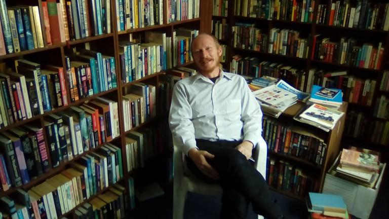 Justin Trullinger at Confederate Books