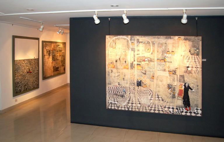 Aakriti Art Gallery, Kolkata