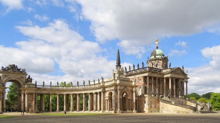 Feast your eyes on the epic castles in Potsdam