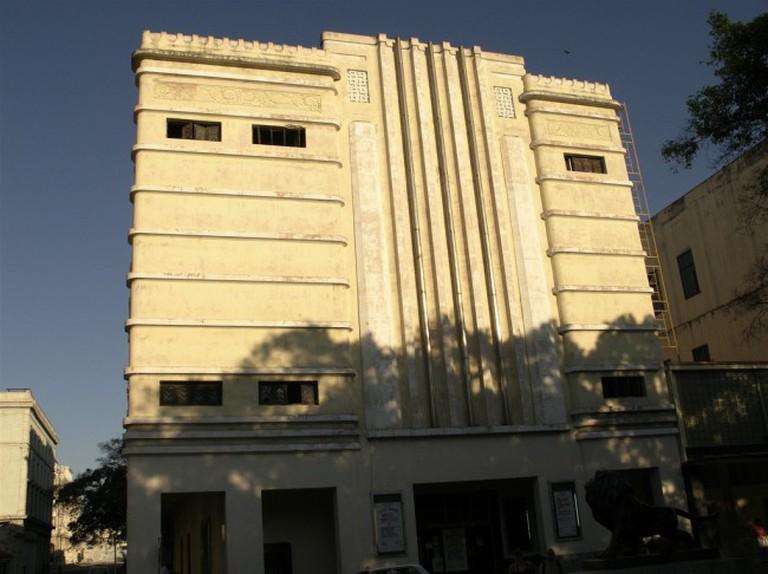 Fausto Theater, Havana