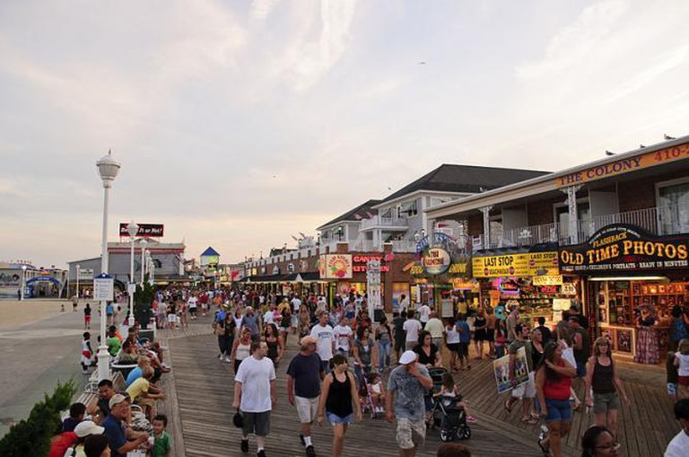 Crab Alley, Ocean City