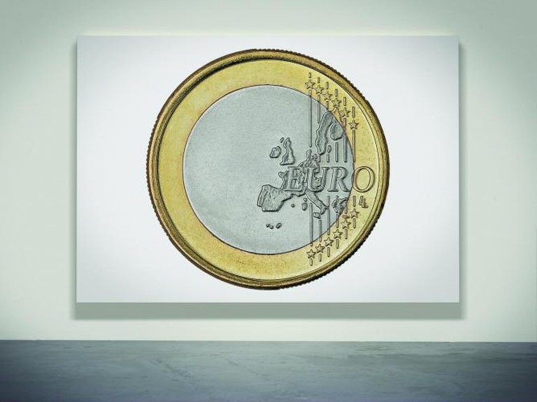 SUPERFLEX, EURO, 2012.