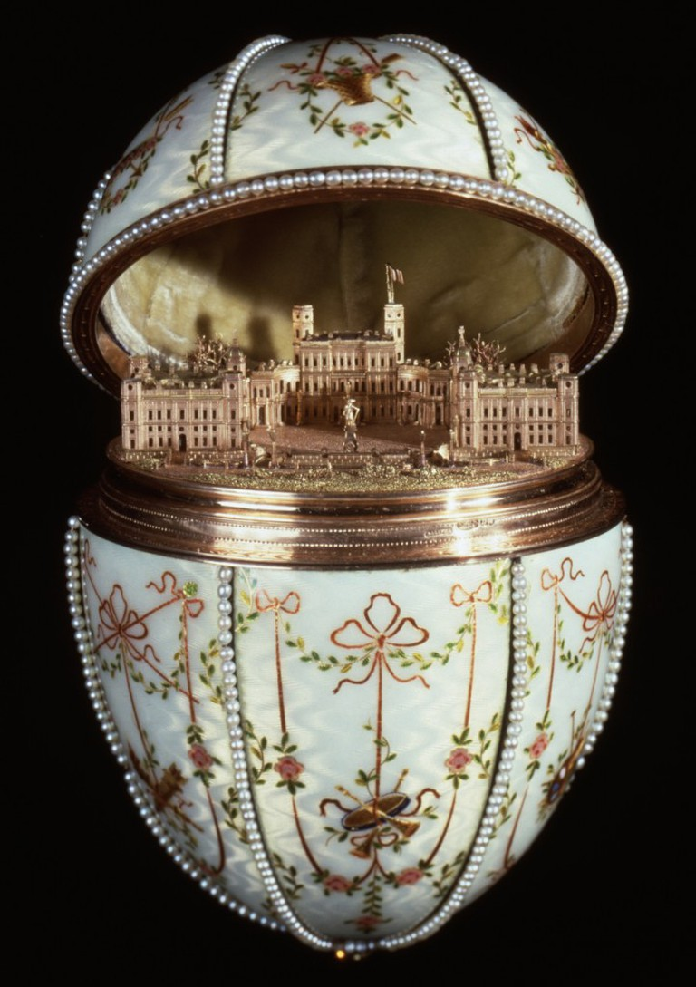 Gatchina Palace Egg