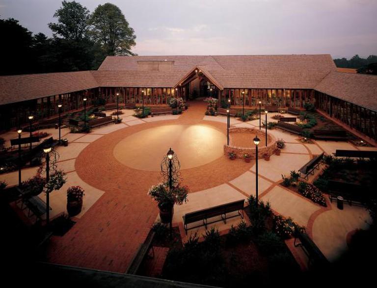 Deerpark Restaurant, Asheville