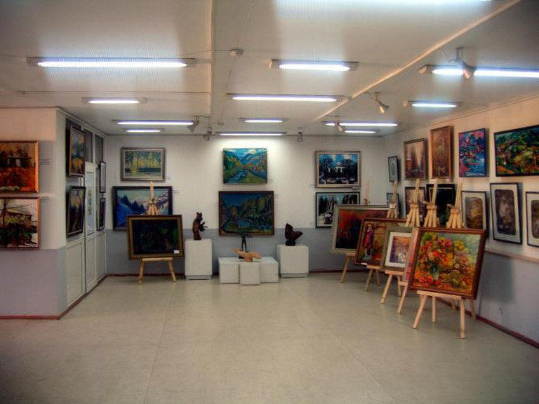 Галерея Улар / Ular gallery, Almaty