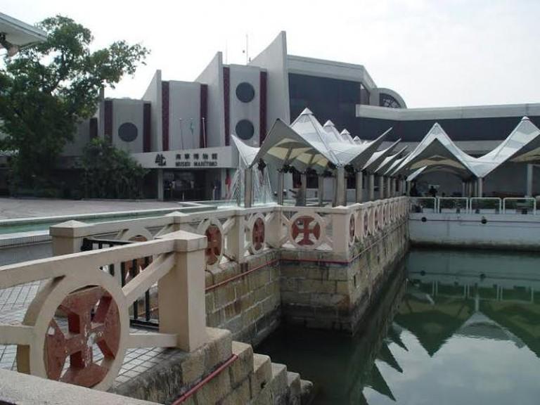 Maritime Museum of Macau exterior