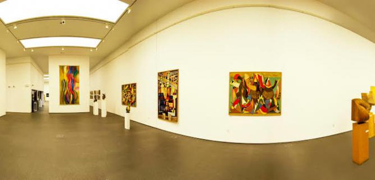 M21 Gallery Interior