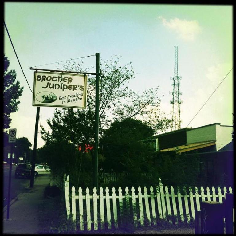 Brother Juniper's, Memphis