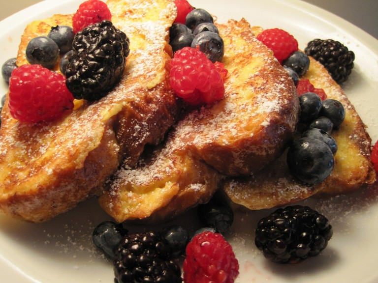 blueberry French toas