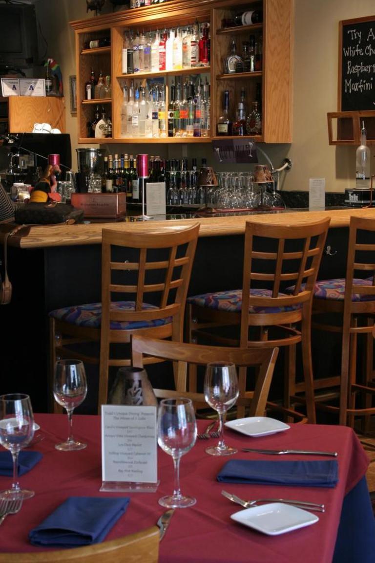 Ventano Italian Grill & Seafood, Henderson