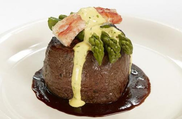 Courtesy of Jeff Ruby's Steakhouse