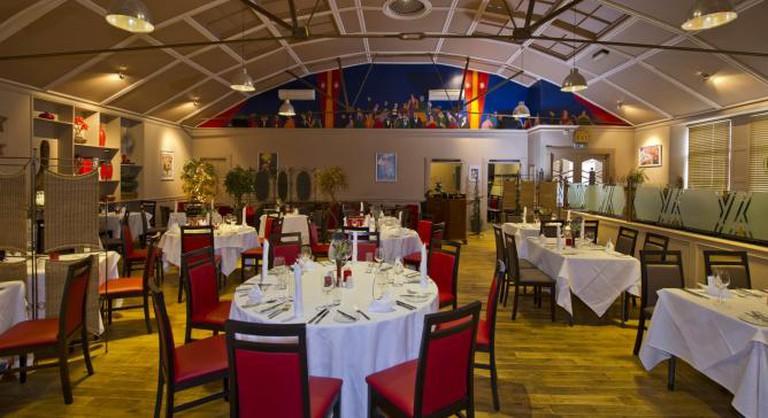 The Restaurant at The Dolder Grand