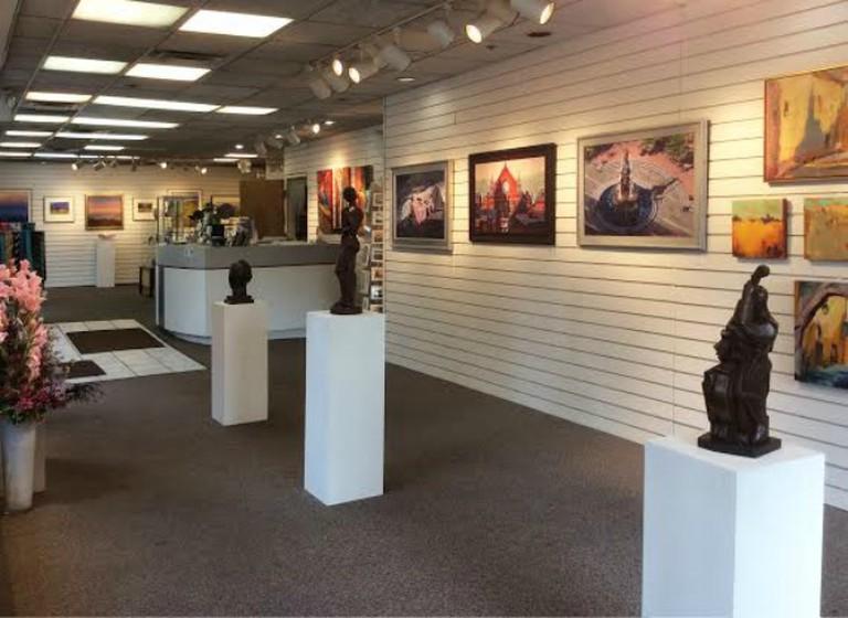 Alice F. and Harris K. Weston Art Gallery, Cincinnati