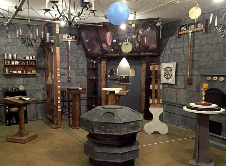 The Alchemist at Escape Room LA